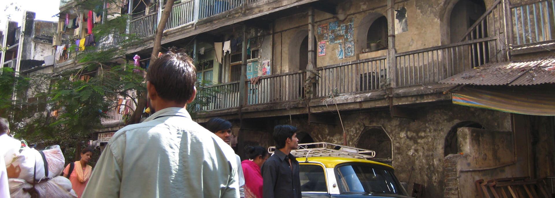 Wie ich in Mumbai meinen ersten Kulturschock erlitt