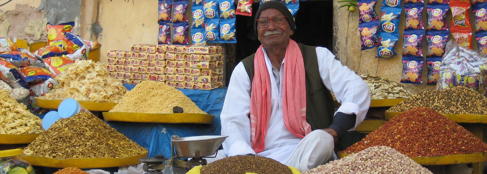 Fotos: Indien, quer durch Rajasthan