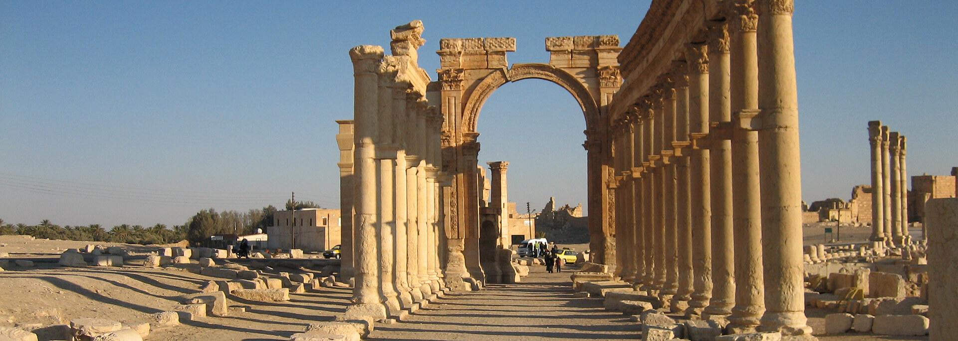 Fotos: Syrien von Damaskus bis Aleppo