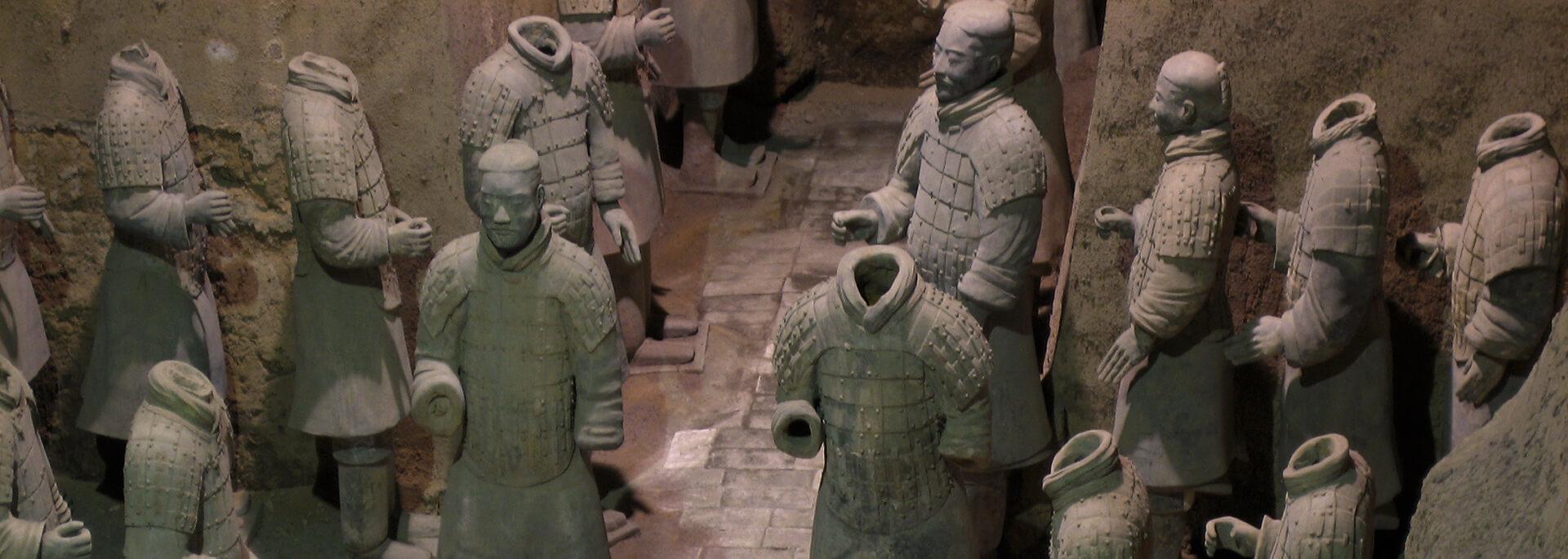 Wie ich die Terrakotta-Armee von Xian besuchte