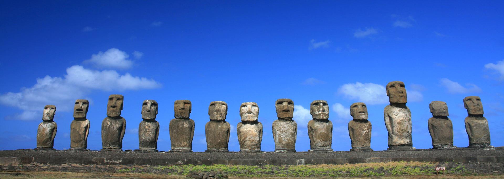 Fotos: Osterinsel / Rapa Nui