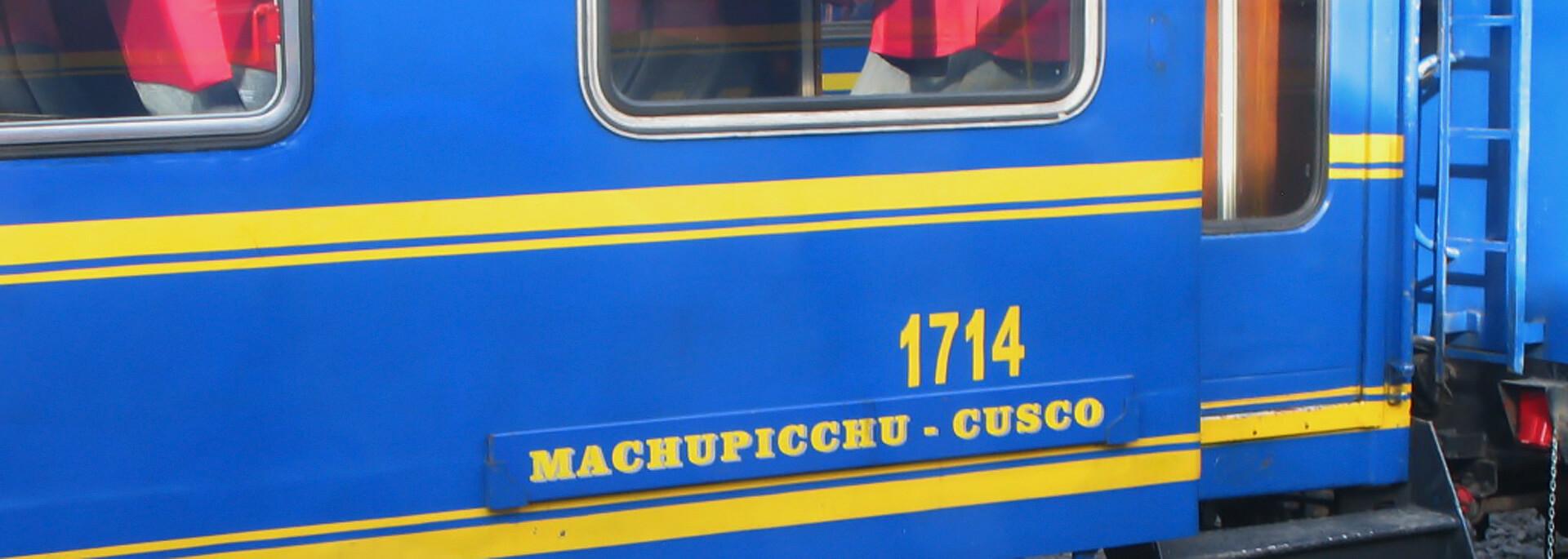 Wie ich in Machupicchu einen Elefanten traf