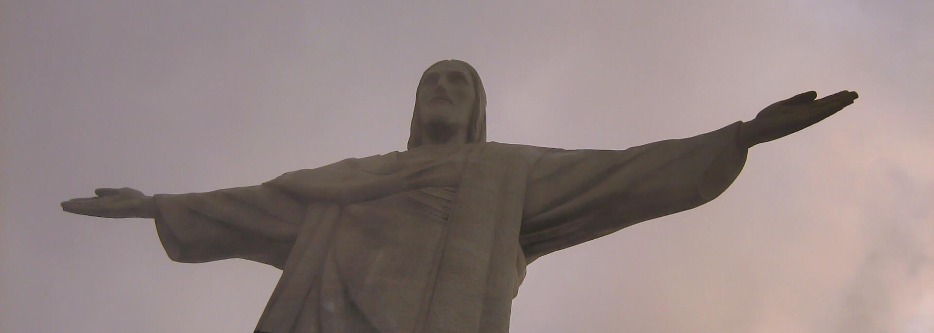Wie ich das Ende meiner Weltreise von Rios Christus beweinen ließ