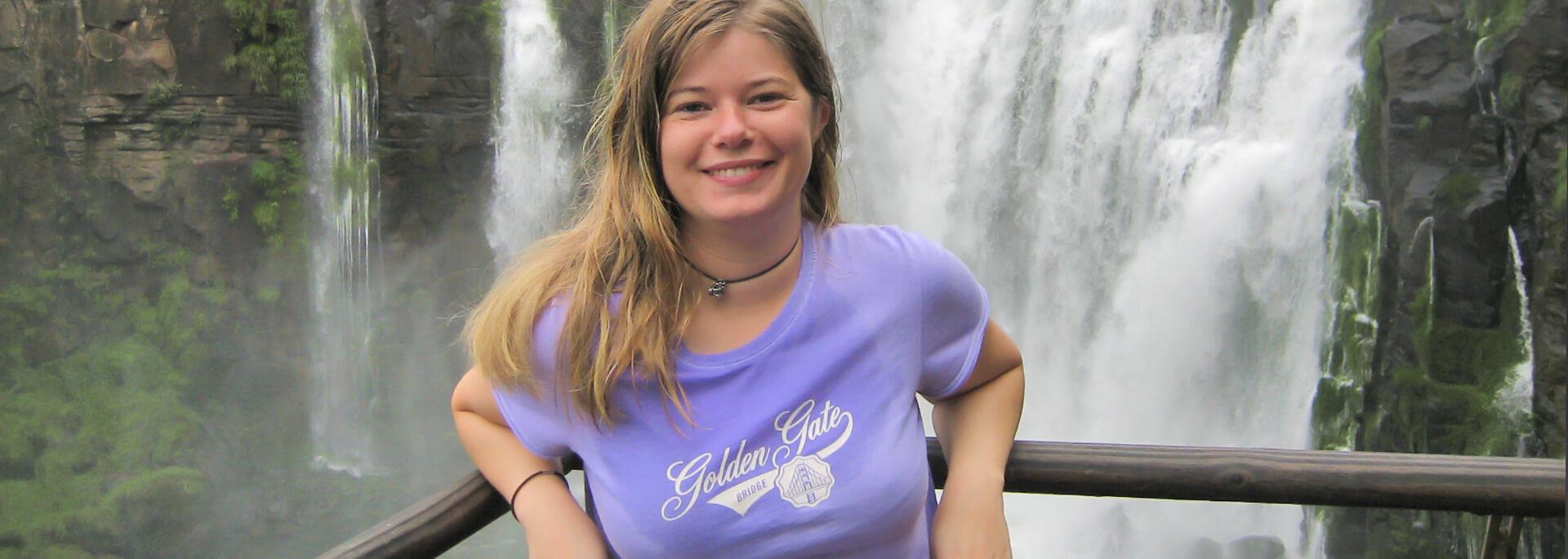 Wie ich mit den Wassern der Iguazu Wasserfälle getauft wurde