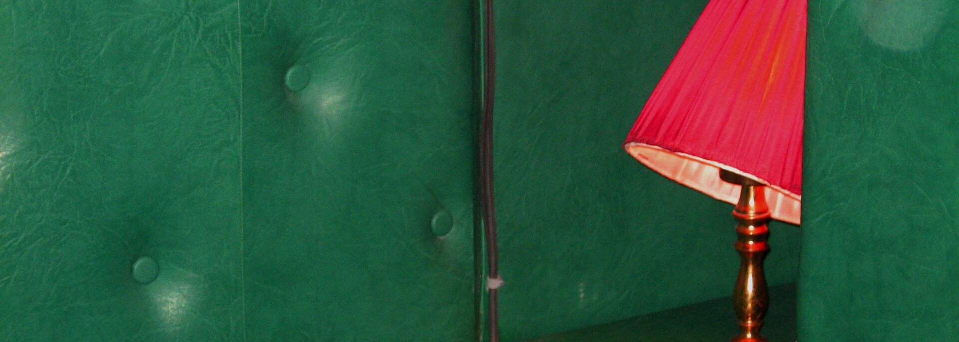 Wie ich in Berlin für die Kunst in eine Gummizelle zog