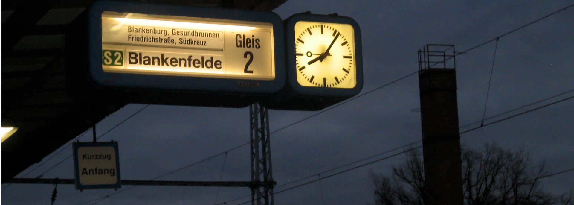 Warum der Weg zur täglichen Arbeit in Berlin auch eine Reise sein kann