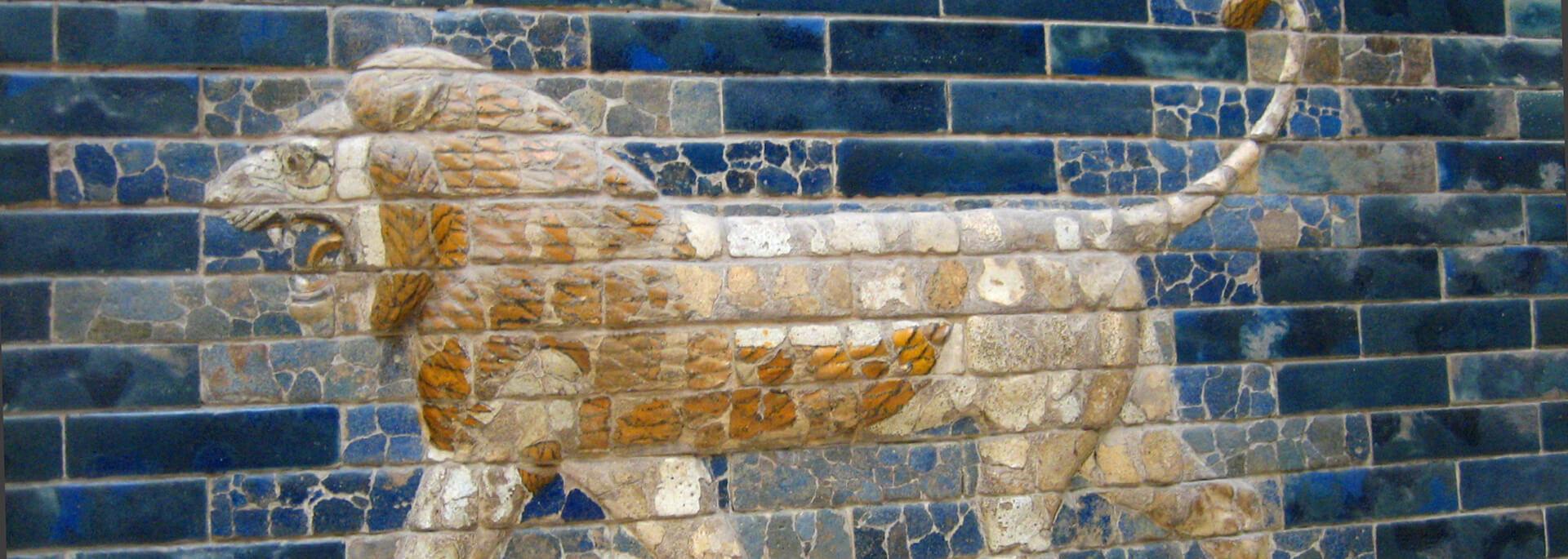 Wie ich den Orient im Berliner Museum wiedertraf