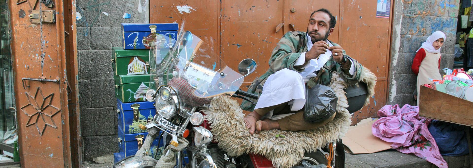 Fotos: Jemens Welterbe Sana'a