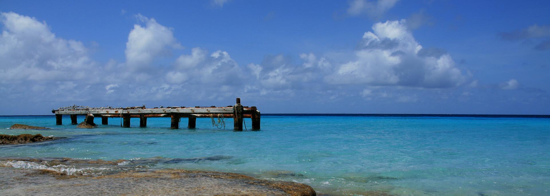 Fotos: Curacao am und unter Wasser