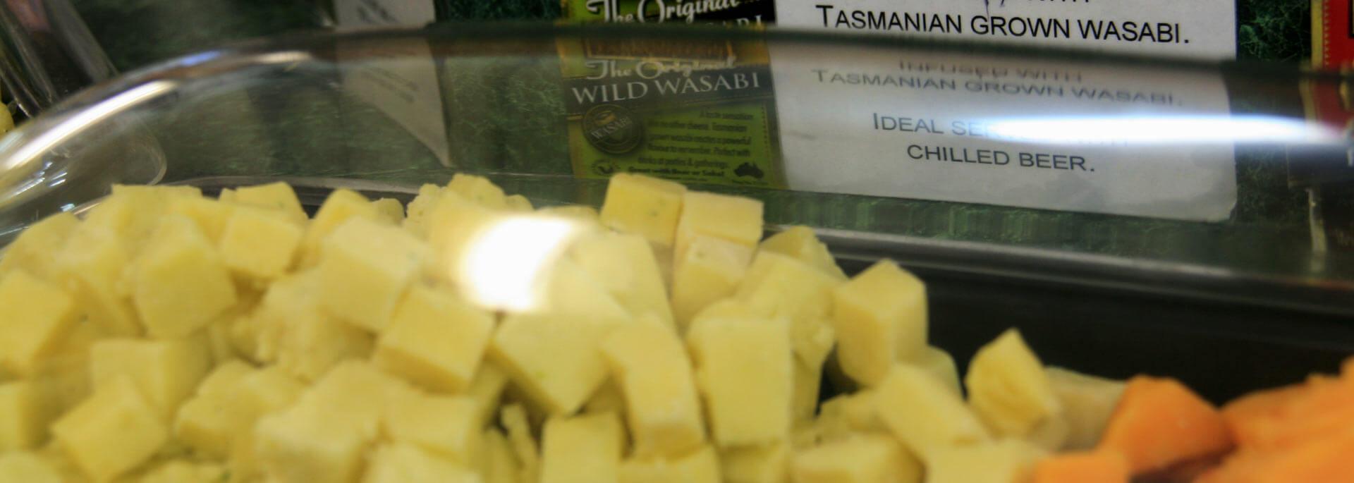 Wie ich mich durch Tasmaniens Käse schlemmte und feine Weine süffelte