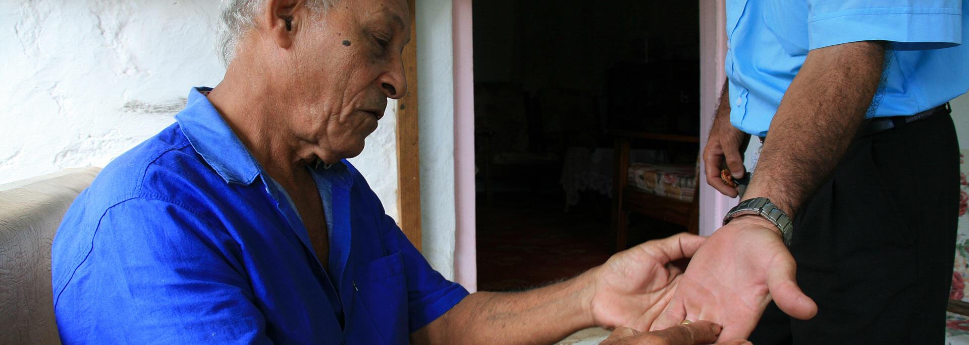Kuriose Begegnungen: Inselguru & Kräutermann der Seychellen
