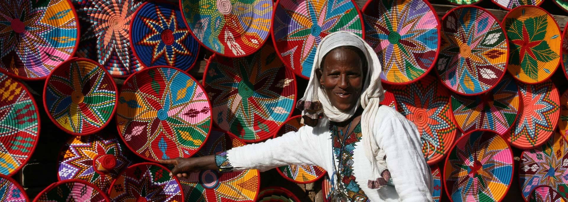 Fotos: Kirchenfest in Aksum (Äthiopien)