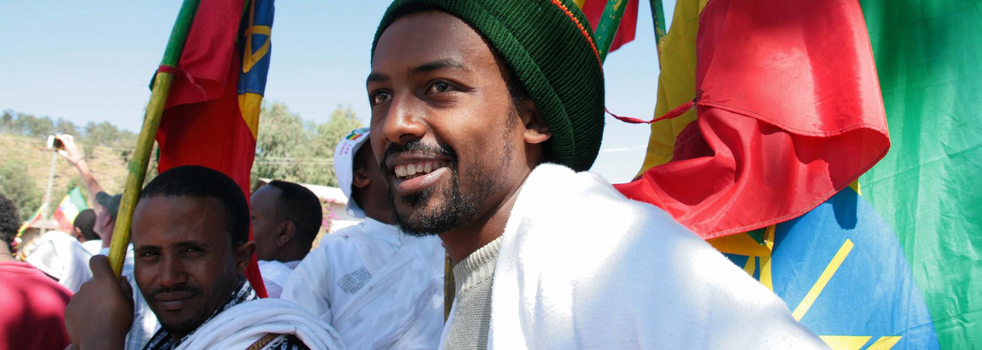 Das Marienfest Hidar-Zion in Aksum (Äthiopien) erleben