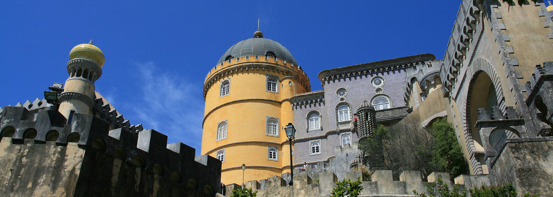 Ausflug zum Palacio da Pena in Sintra