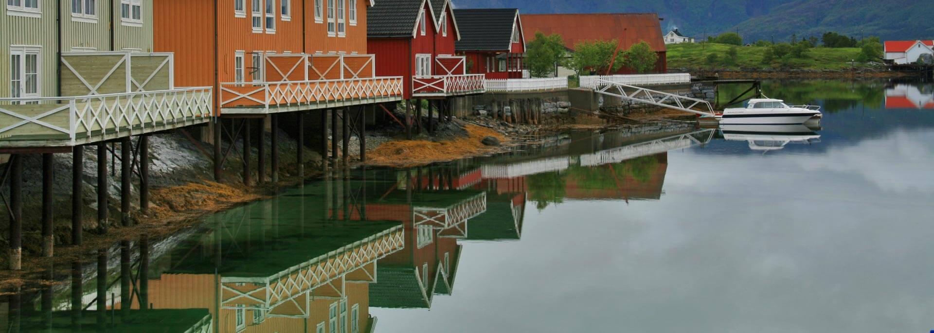 Wie die Anreise zur Küstenreichsstraße 17 in Nordnorwegen zur Weltreise wurde