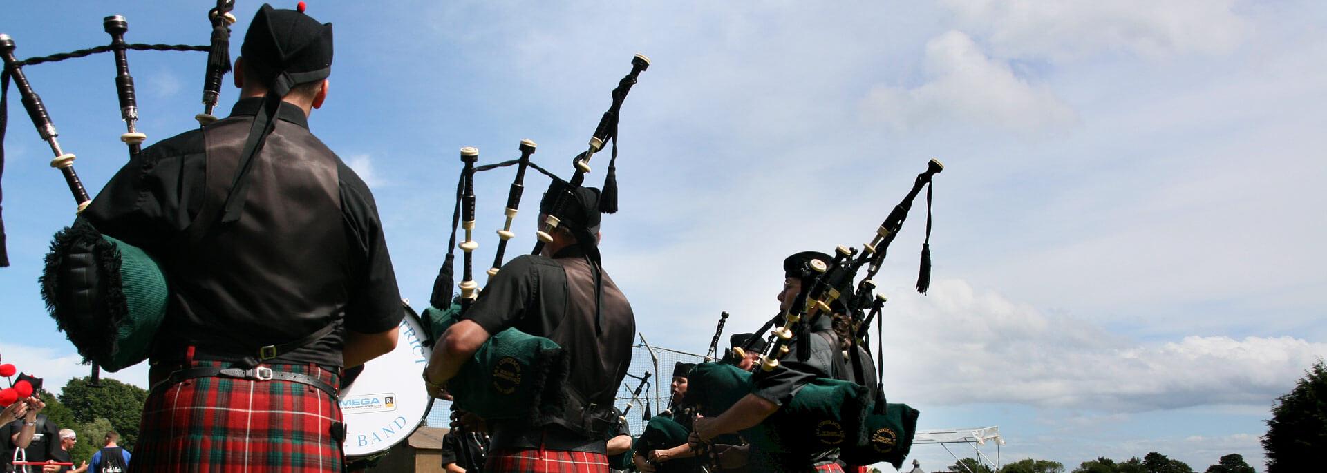 Warum man auf einem Schottland-Trip unbedingt zu den Highland Games gehen sollte