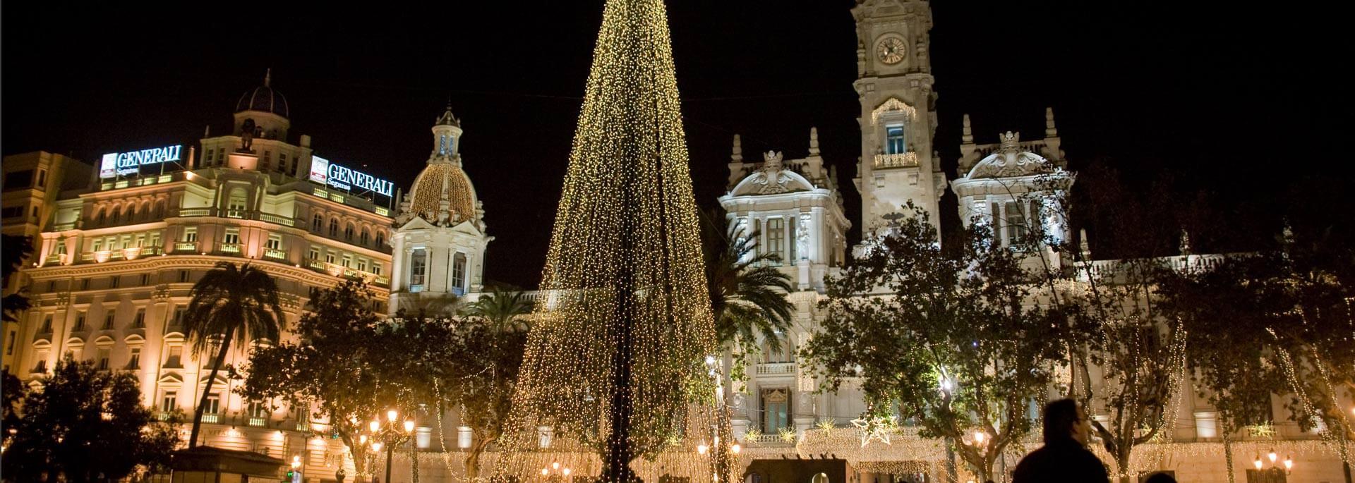 Wie ich in Valencia vergeblich aufs Silvester-Feuerwerk wartete