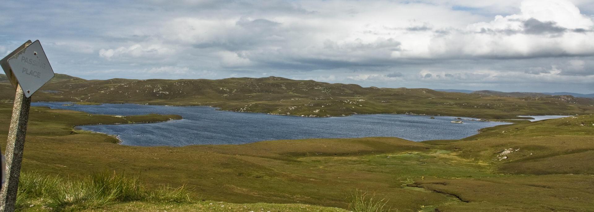 Fotos: Shetland - Wikinger in der Landschaft