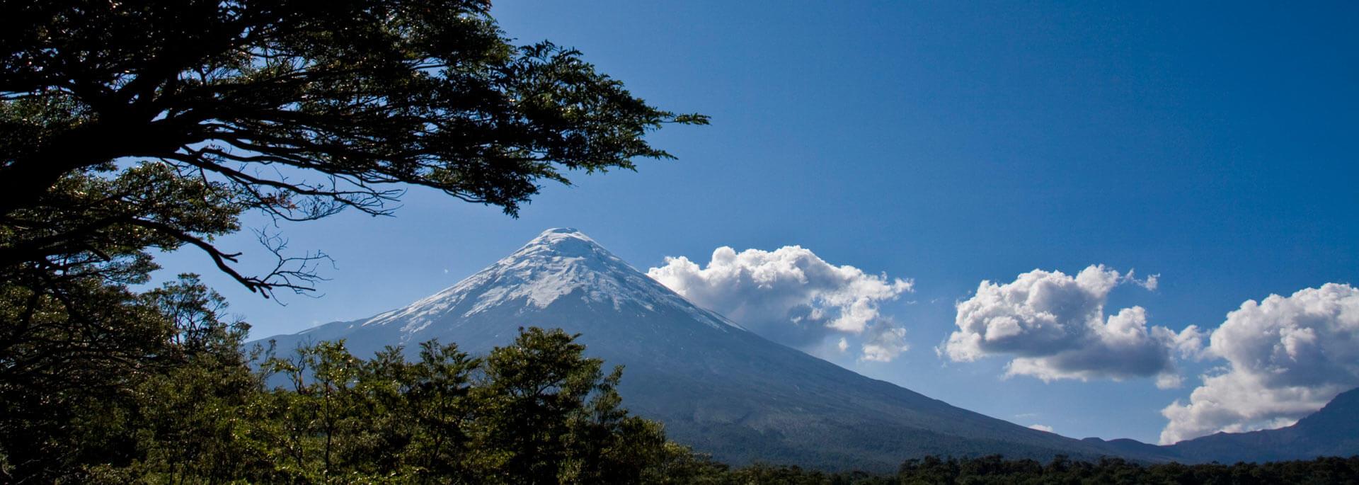Wie ich per Seilbahn auf den Osorno fuhr und dann nach unten laufen musste