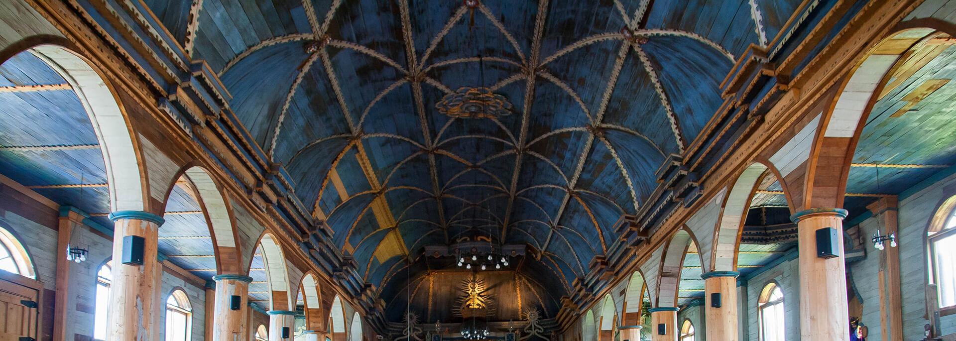 Hölzernes Weltkulturerbe: Chiloés Kirchen