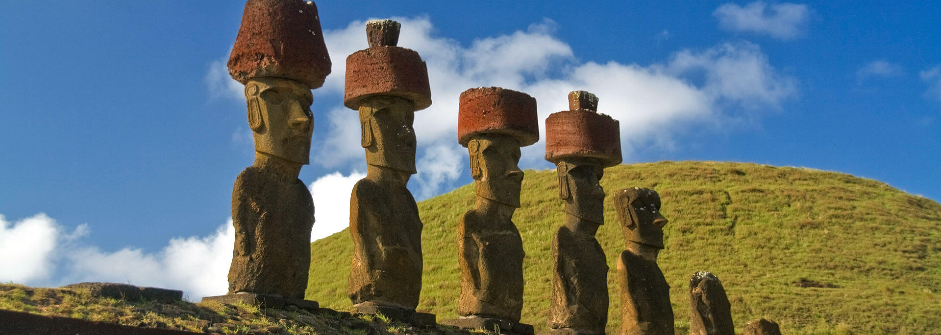 Warum ich immer noch nicht alle Moai der Osterinsel gesehen habe