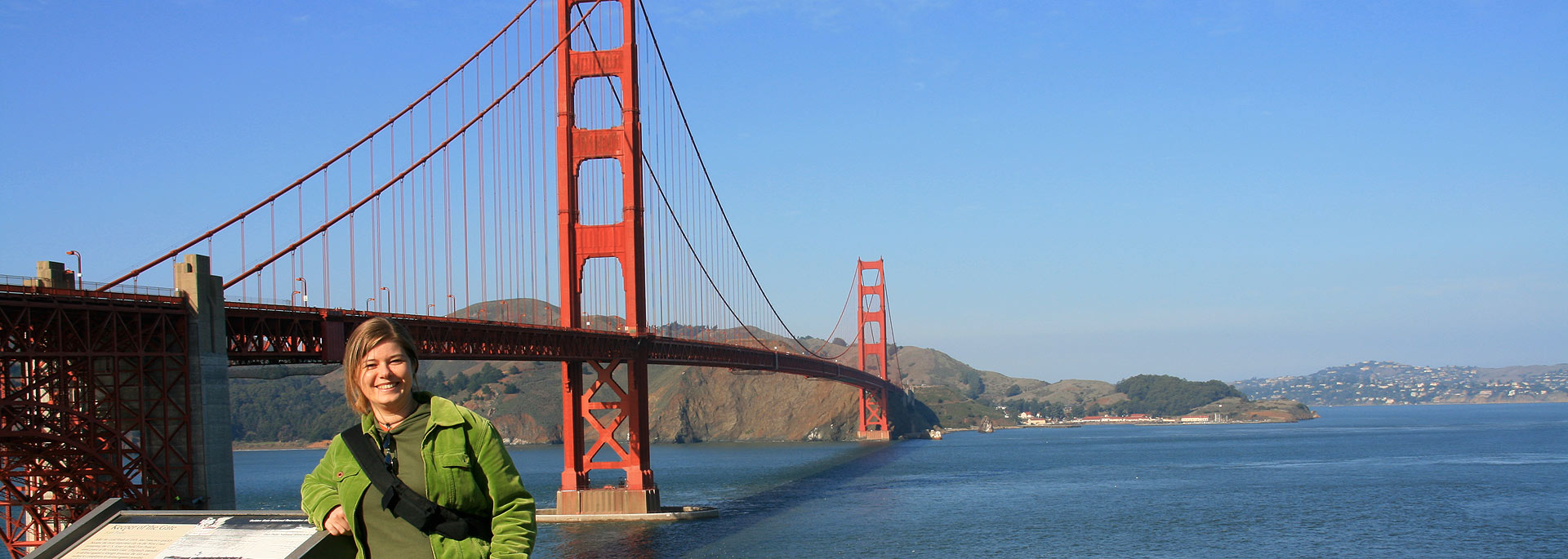Fotos: Golden Gate Bridge in San Francisco