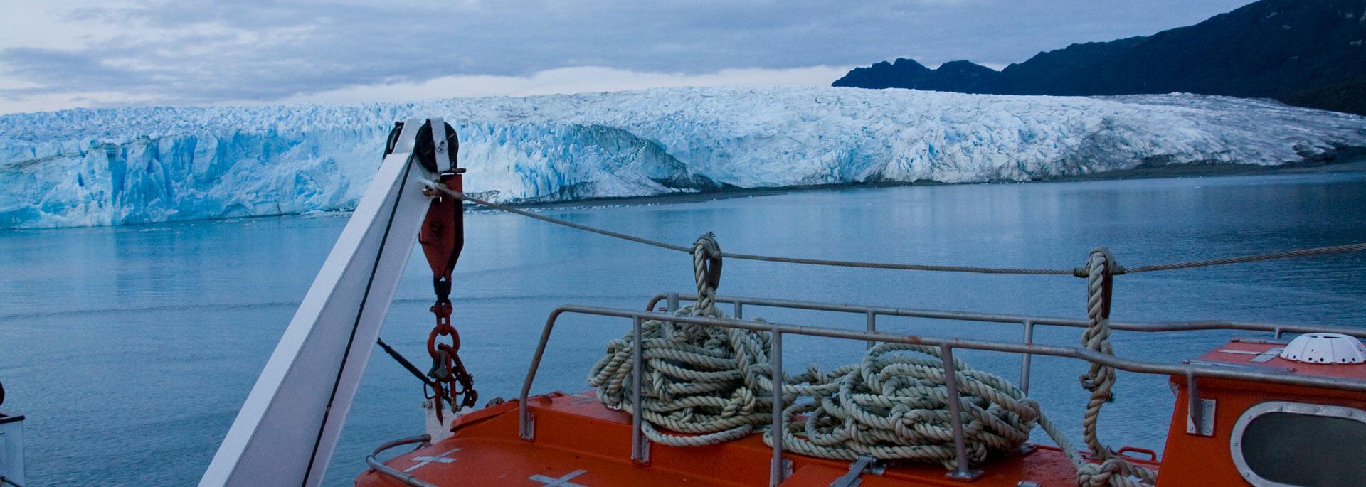 Fotos: Mit der Fähre durch Patagoniens Fjorde