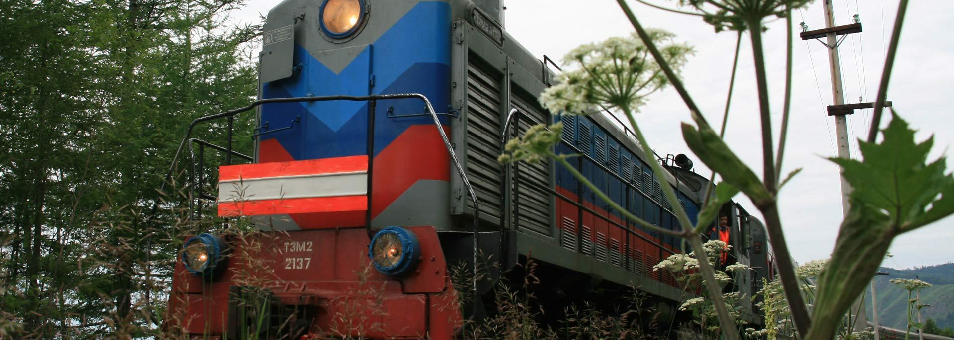 Reisetipp: Mit dem Zarengold-Express von Peking nach Sibirien