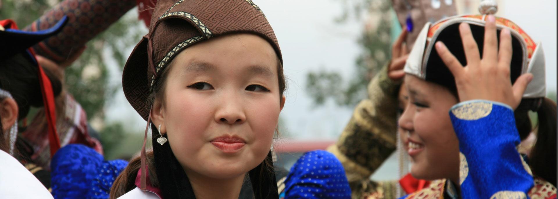 Fotos: Gesichter der Mongolei