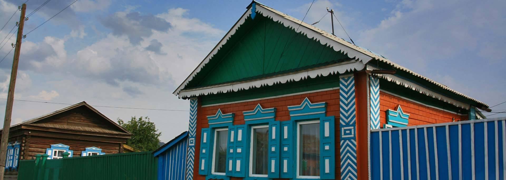 Wie ich in Sibirien einen Amerikaner heiraten musste