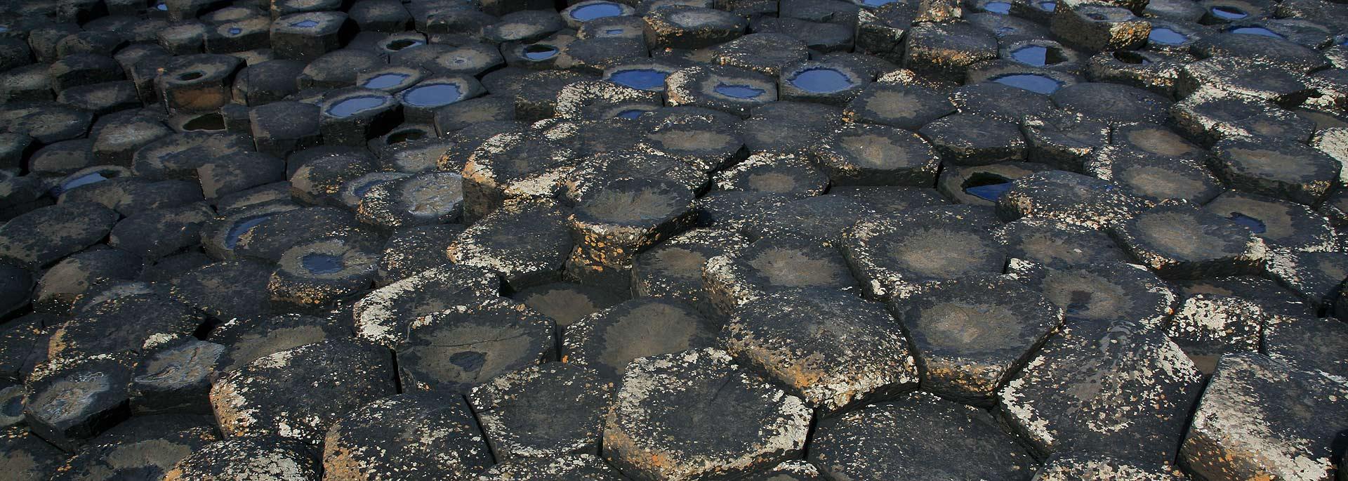 Der Giant's Causeway - und warum einmal keinmal ist