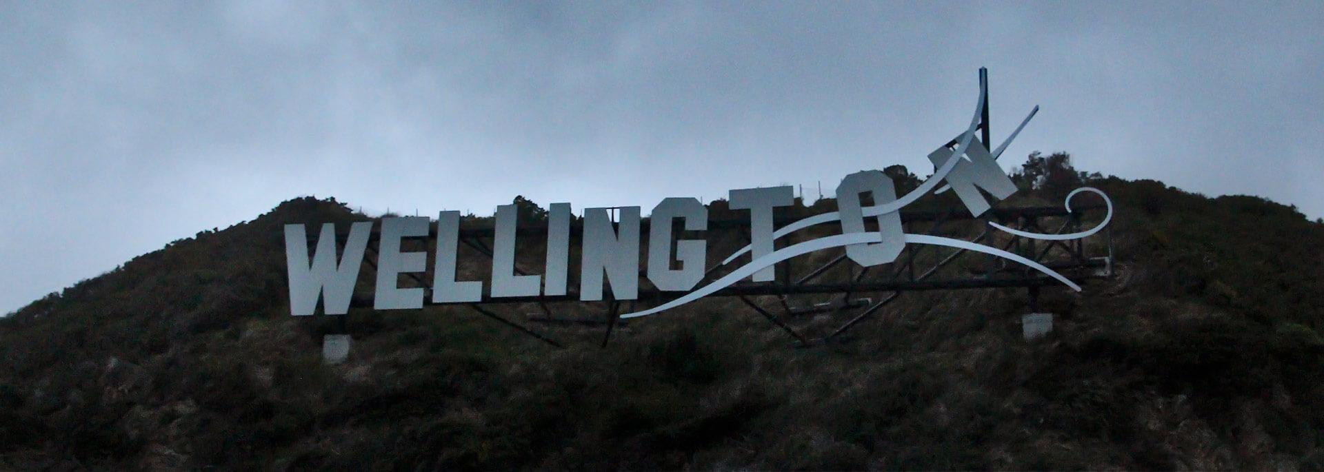 Wie ich in Wellington zum Ring-Verfolger wurde