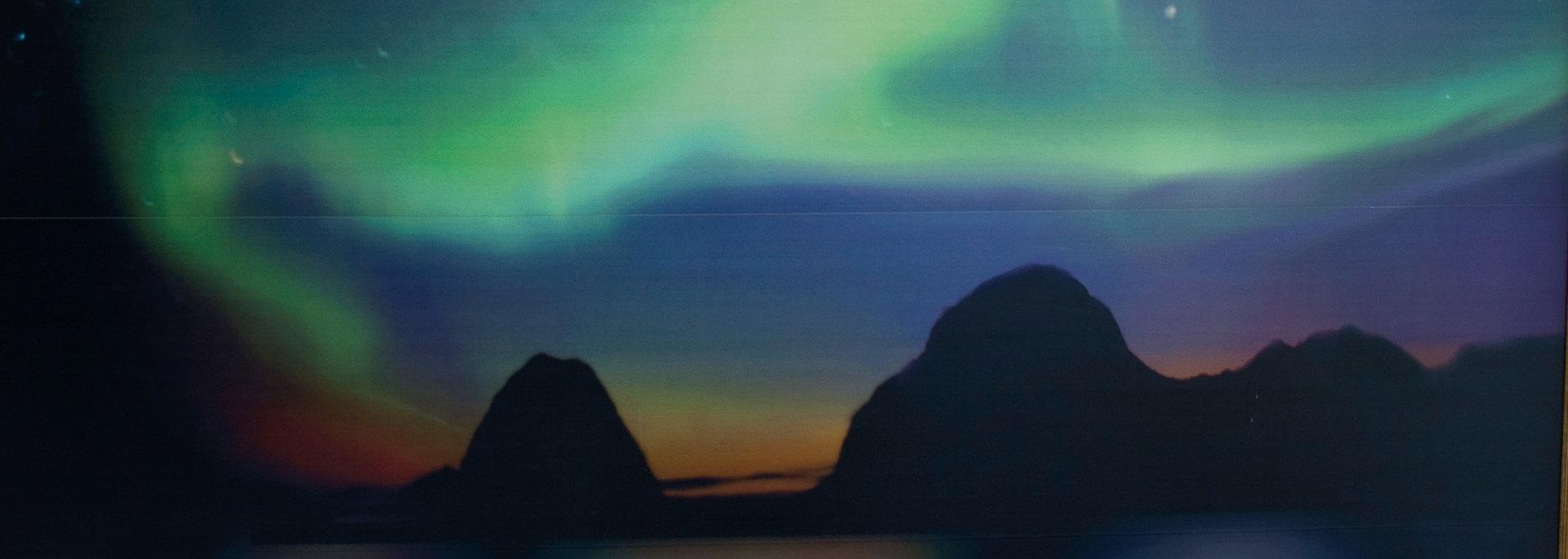 Wie ich hurtig dem Polarlicht nachjagte