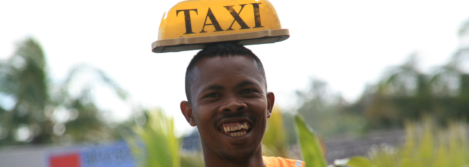 Reisetipp: Es gibt Verrückte - und es gibt Taxifahrer