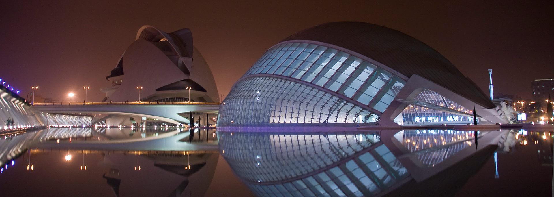 Fotos: Valencia - Stadt der Wissenschaft und Künste