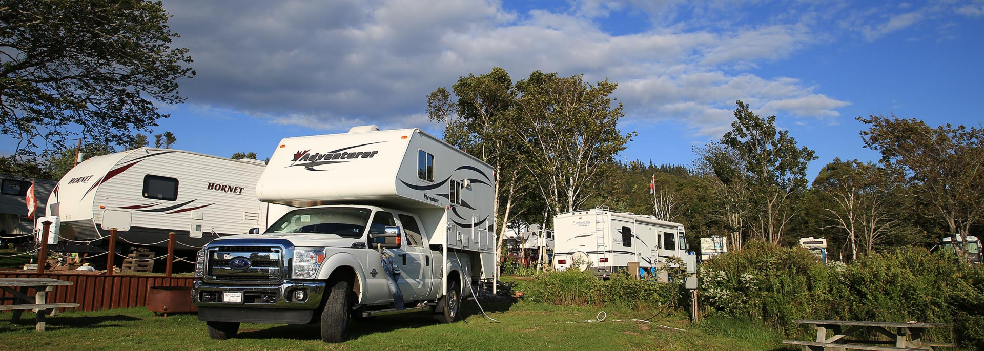 Warum ich unbedingt im Camper durch Nova Scotia reisen wollte