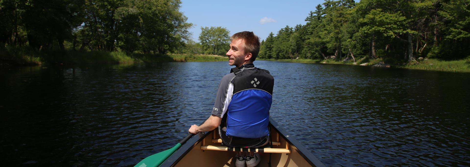 Wie ich den perfekten Kanada-Kanu-Tag im Kejimkujik erpaddelte