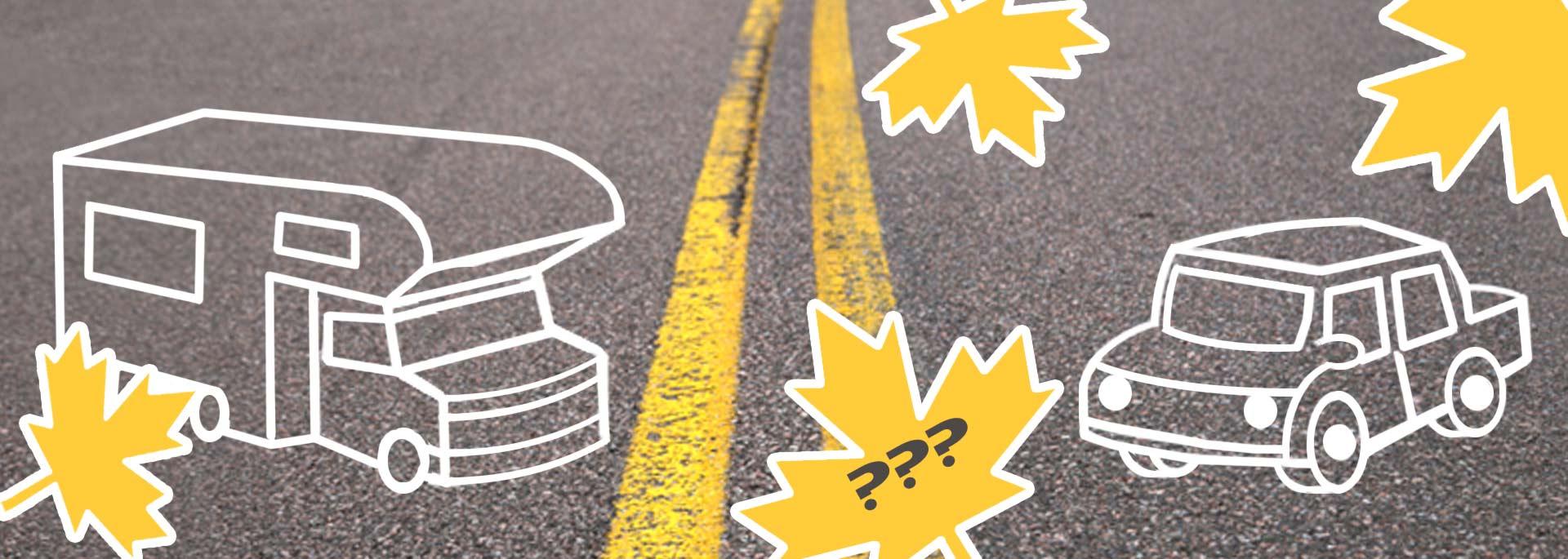 Reisetipp: Kanada im Wohnwagen vs. Mietwagen