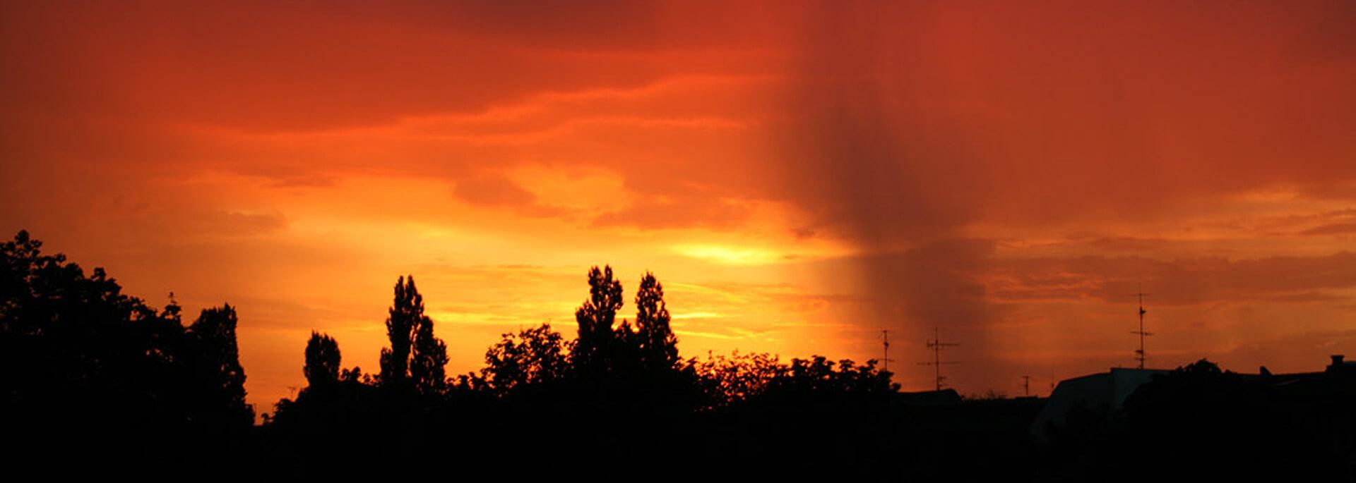 Warum ich Sonnenaufgänge nicht sonderlich mag
