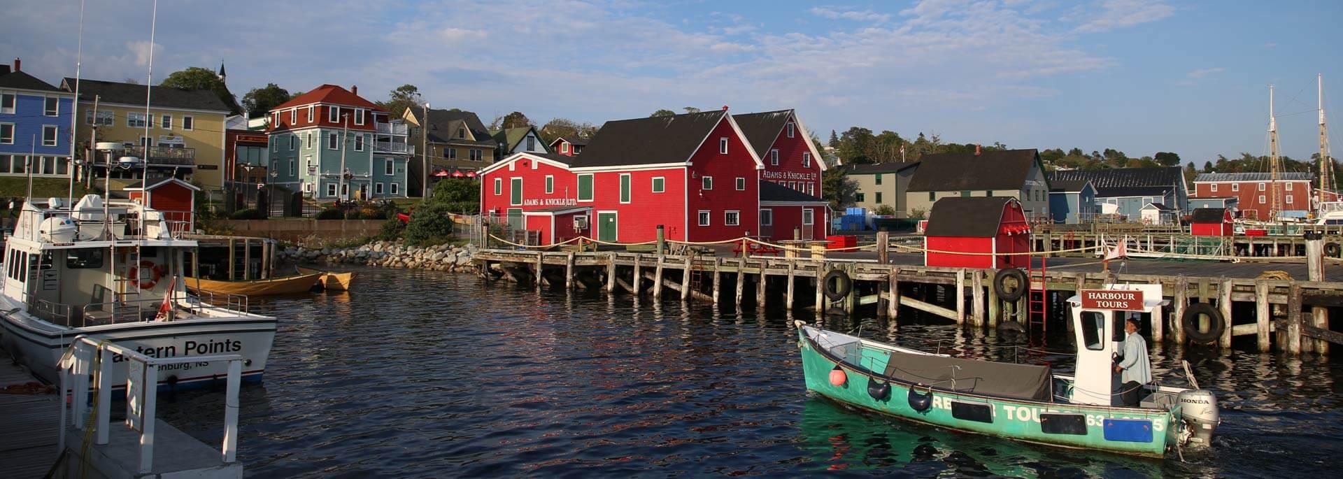 Fotos: Maritimes Lunenburg, Nova Scotia