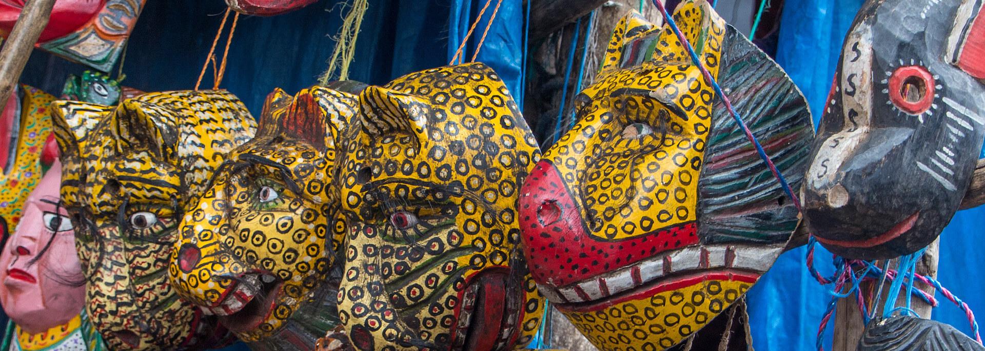 Chichicastenango – Auf der Suche nach der Jaguar-Maske