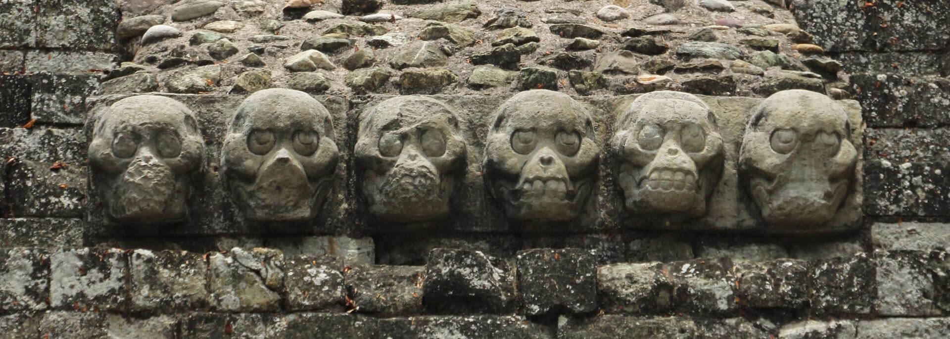 In Copán zwischen den Zeiten wandeln