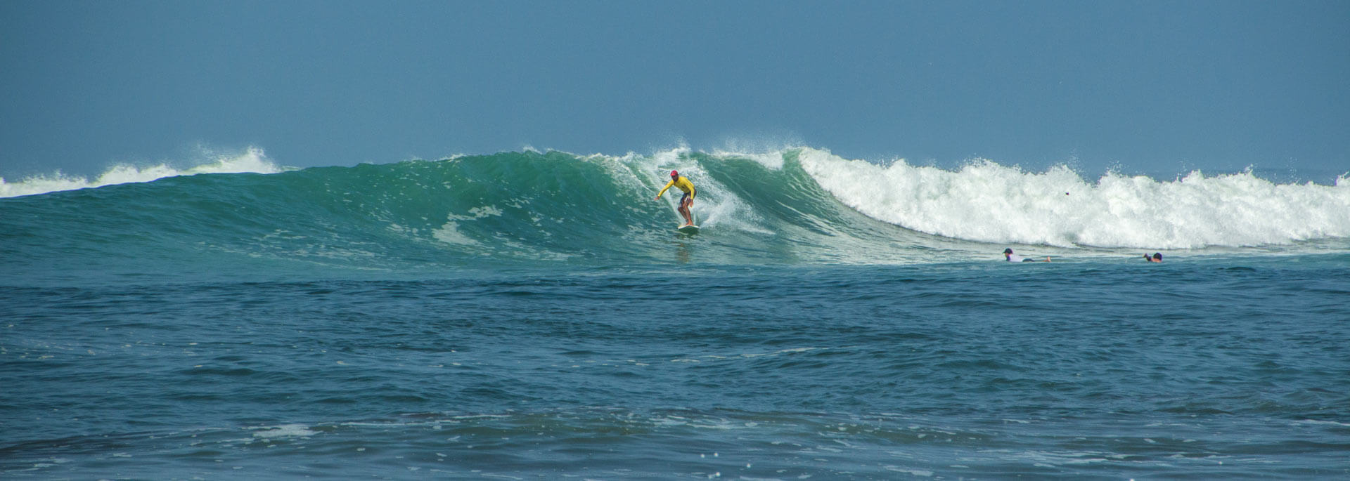 Fotos: Surfin' in El Tunco, El Salvador