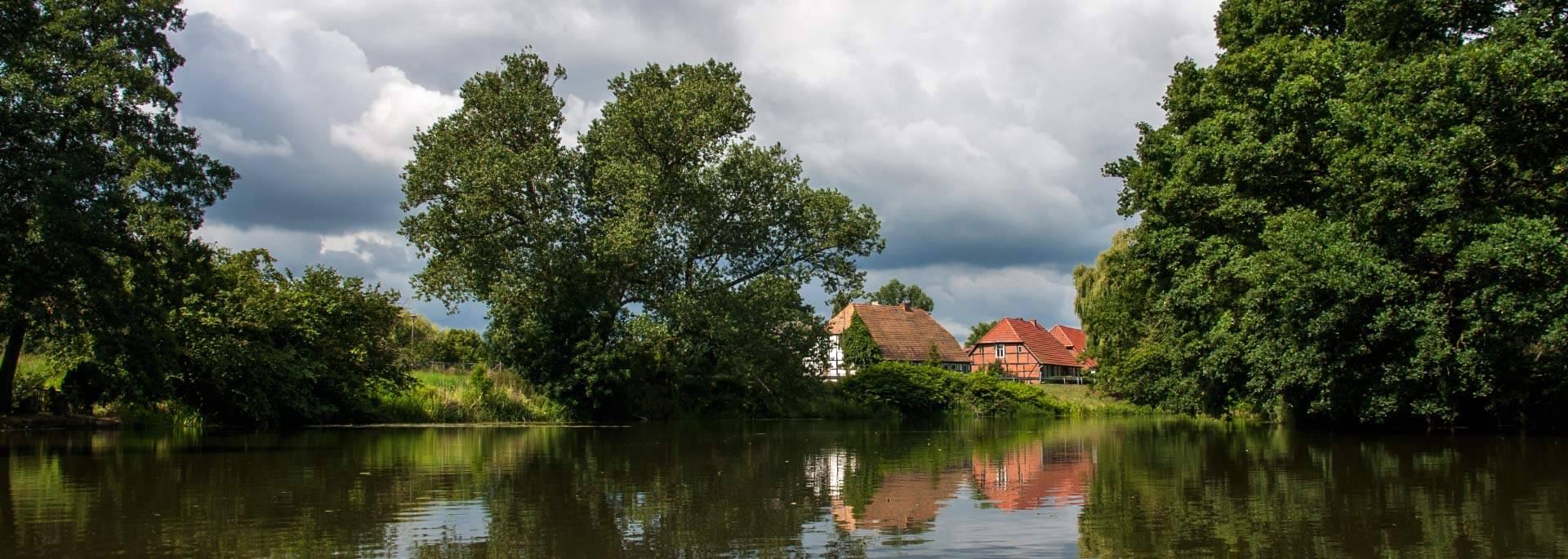 Fotos: Durch Brandenburg an Elbe und Löcknitz