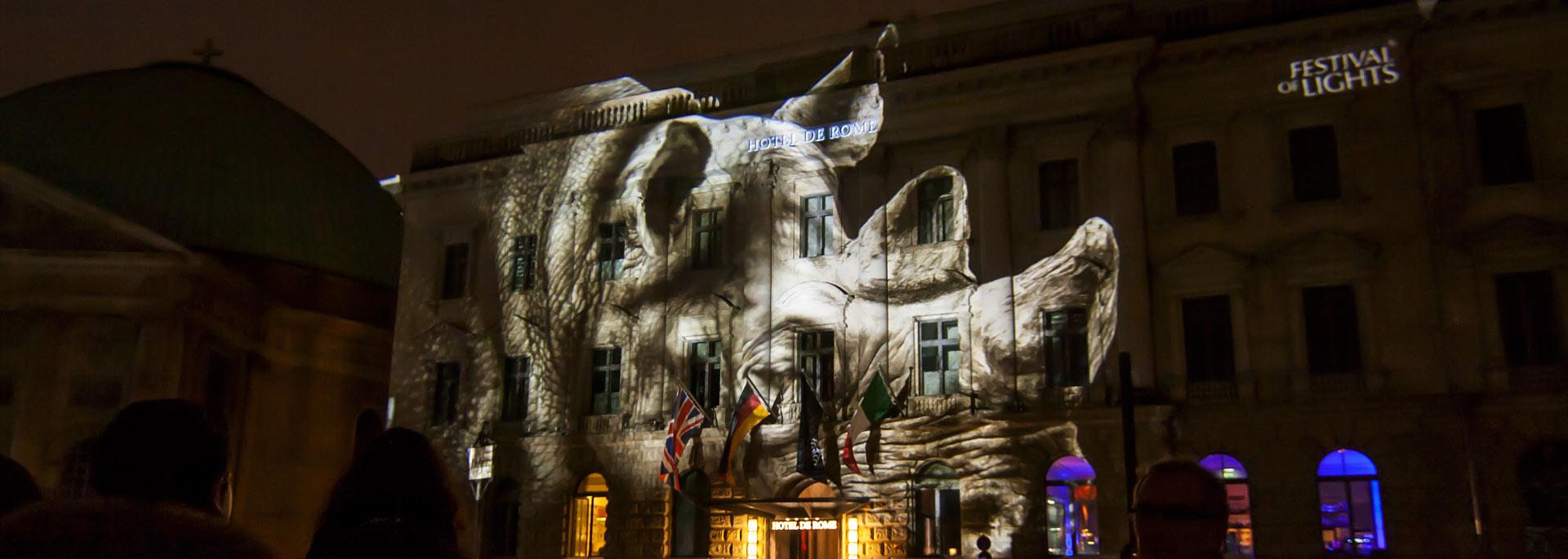 Warum mich das Berliner Festival of Lights schon wieder enttäuschte