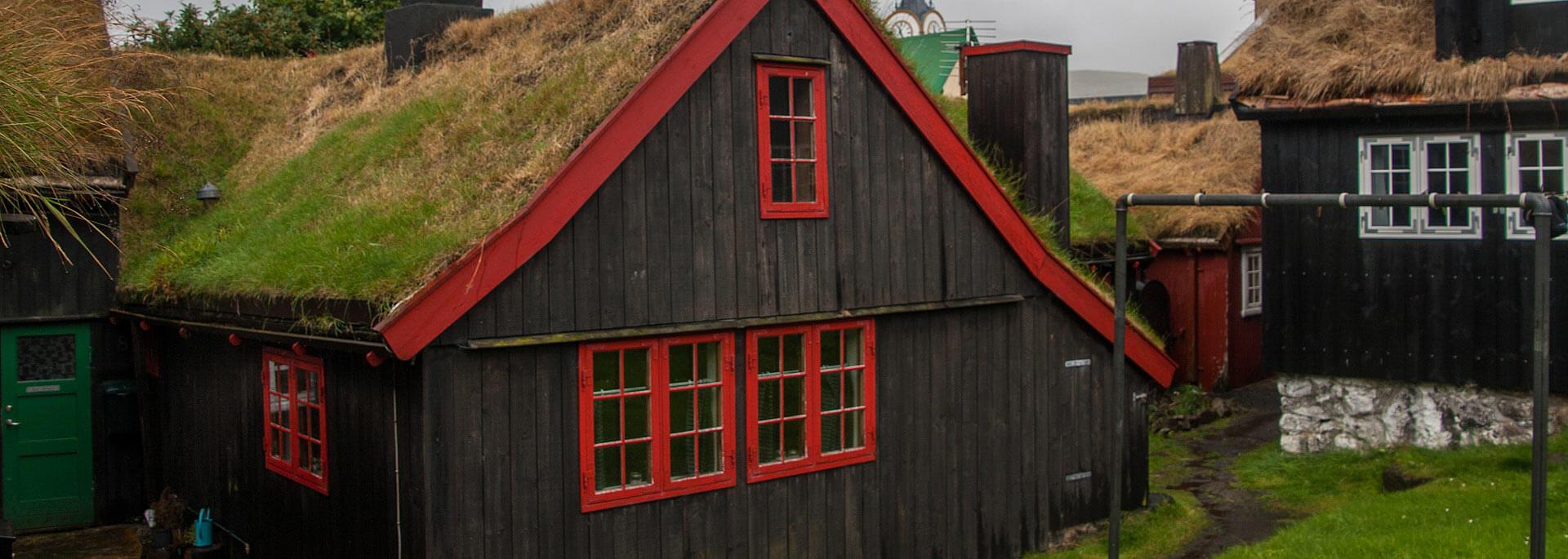 Fotos: Spaziergang durch Tórshavn, Hauptstadt der Färöer-Inseln