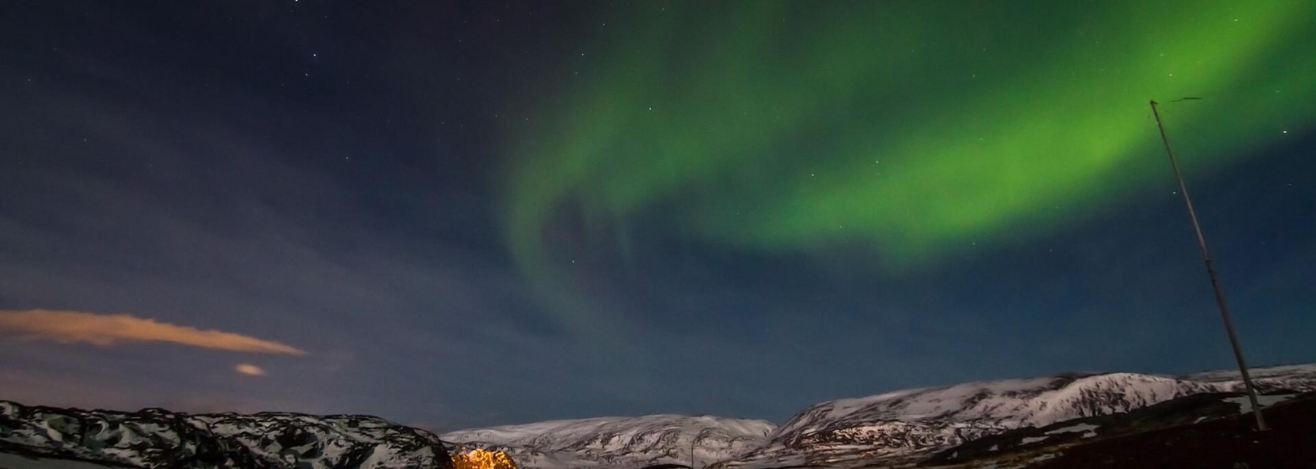 Reisetipp: Immer dem Polarlicht nach