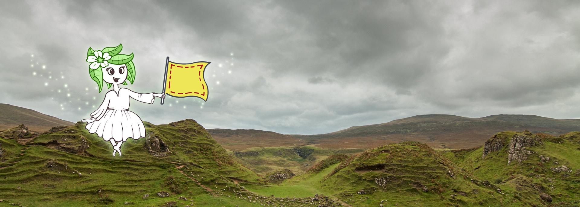 Im Reich der Feen von Skye