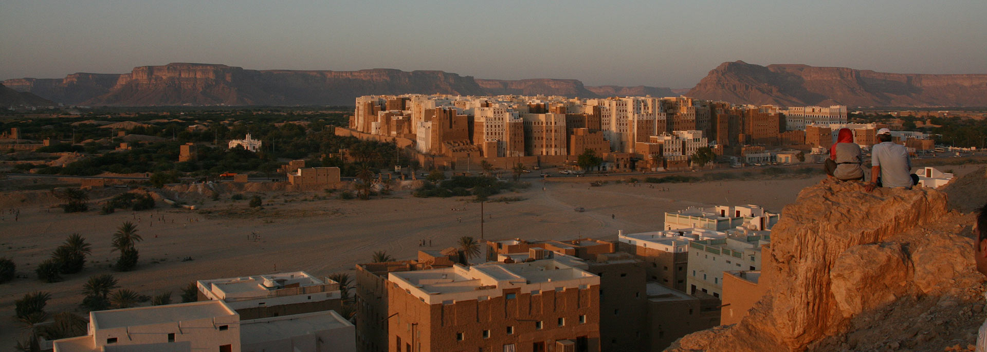 Fotos Jemen: Wadi Hadhramaut